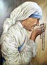 """MOTHER TERESA by Judi Wild"